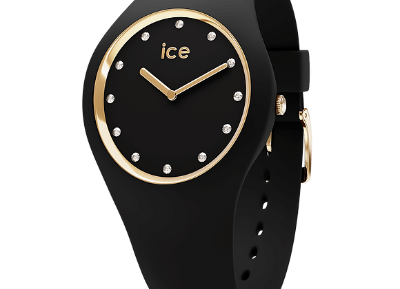 Montre ICE WATCH - ICE COSMOS  - BLACK GOLD - MEDIUM - 016295