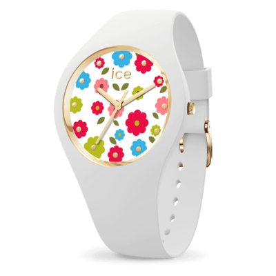 Montre ICE WATCH - ICE FLOWER POWER - SMALL - 017 582
