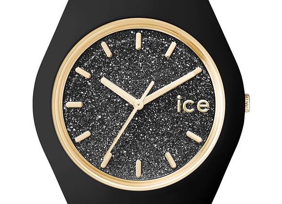 Montre ICE WATCH - ICE GLITTER - BLACK - MEDIUM - 001356
