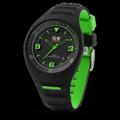 Montre ICE WATCH - P. Leclercq- ICE Black Green - MEDIUM - 017599