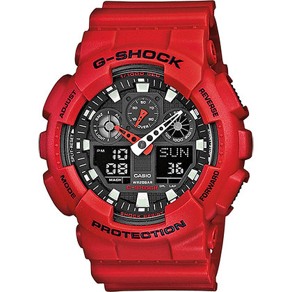 Montre Casio G-Shock GA-100B-4AER