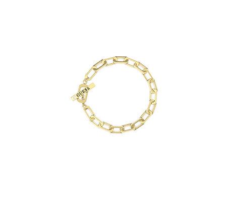 Bracelet acier doré GUESS - UMB20010