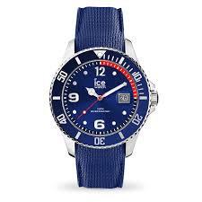 Montre ICE WATCH - ICE STEEL - BLUE - MEDIUM - 015770 M