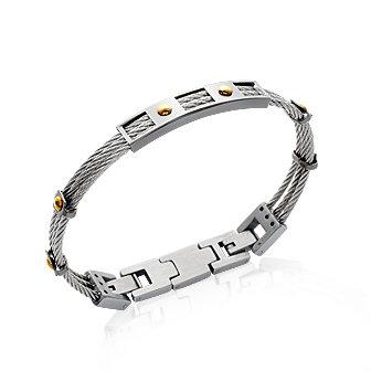 Bracelet acier câble - BRA19072820