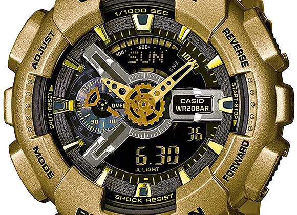 Montre Casio G-Shock GA-110GD-9BER