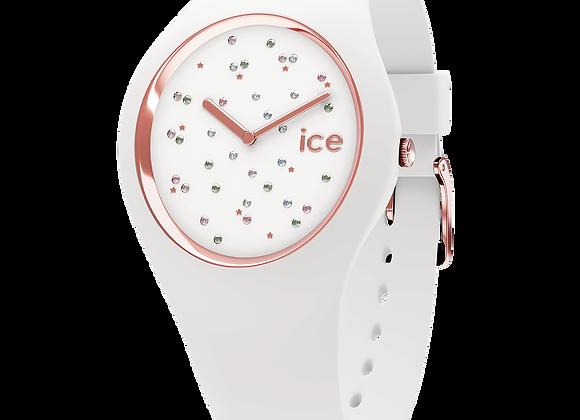 Montre ICE WATCH - ICE COSMOS  - STAR WHITE - MEDIUM - 016297