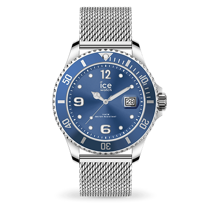 Montre ICE WATCH - MESH BLUE -  MEDIUM - 017667