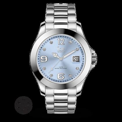 Montre ICE WATCH - ICE STEEL CLASSIC - LIGHT BLUE  - MEDIUM - 016775