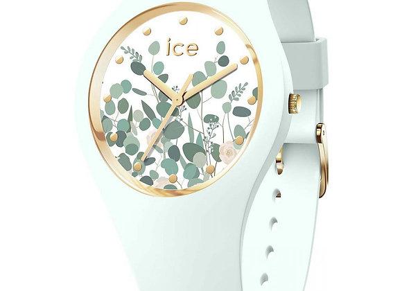 Montre ICE WATCH - ICE FLOWER Mint Garden - Medium - 017 581