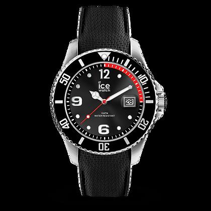 Montre ICE WATCH - ICE STEEL - BLACK - MEDIUM - 016030