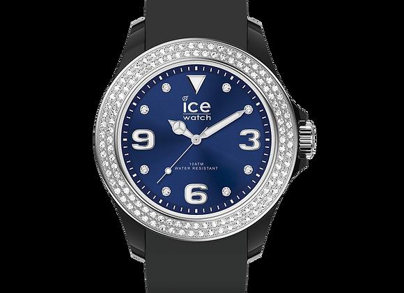 Montre ICE star - Black deep blue 017236