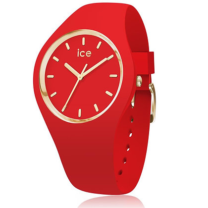 Montre ICE WATCH - ICE GLAM COLOUR - RED - SMALL - 016263