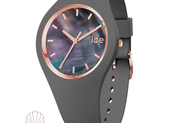 Montre ICE WATCH - ICE PEARL GRISE  - GREY - MEDIUM - 016938