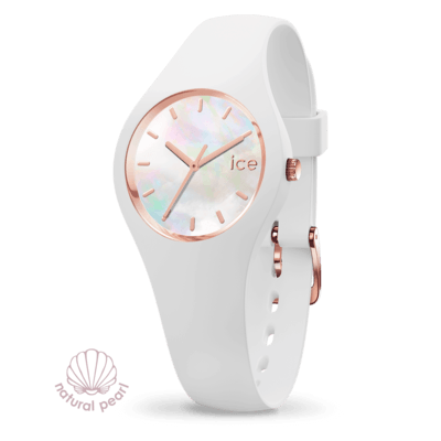 Montre ICE WATCH - ICE PEARL WHITE  -  EXTRA SMALL - 016934