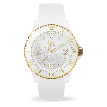 Montre ICE  crystal - White gold  017247