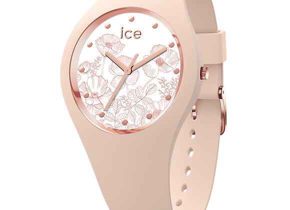 Montre ICE WATCH - ICE FLOWER SPEINF NUDE - SMALL - 016 663