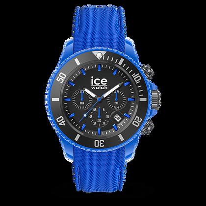 Montre ICE WATCH Chrono Neon green - Large - 019840