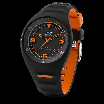 Montre ICE WATCH - P. Leclercq- ICE Black Orange - MEDIUM - 017598