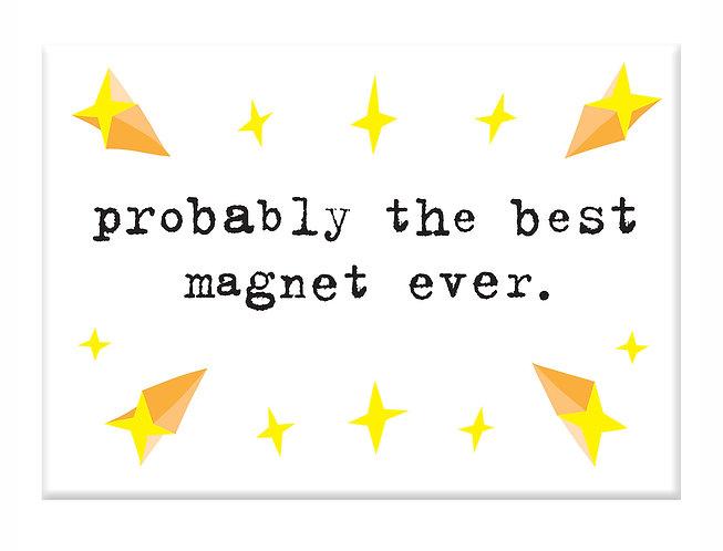 Best magnet ever