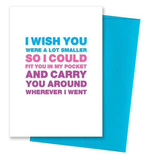 My pocket - Love Card
