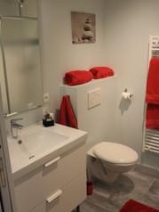 La Bastidasse salle de bains FEUILLE