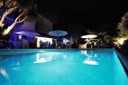 Chambres d'hôtes La Bastidasse - Vos évènements - traiteur - piscine - mariage - anniversaire - fête - famille - amis - Côte d'Azur - French Riviera - La Roquette sur Siagne