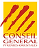 Logo du consel départemental des Pyrénes-Orentales