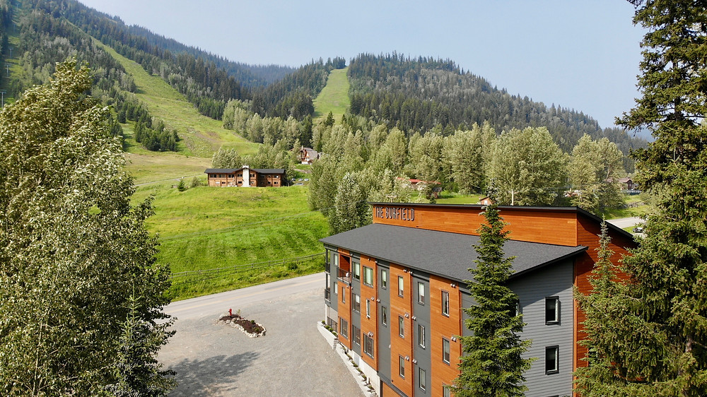The Burfield at Sun Peaks Resort