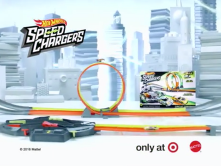 Hot Wheels Speed Chargers