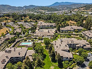 Aerial photo of Smith Ranch Homes