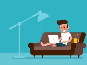 Télétravail : 10 astuces pour réussir à bien travailler de chez soi.