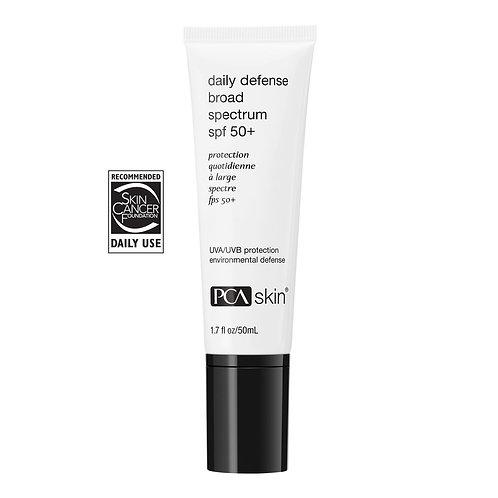 PCA Skin Daily Defense Broad Spectrum SPF 50+