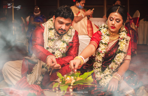 the vedic wedding