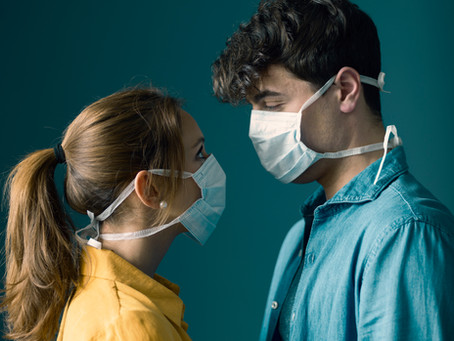 """Quarantine Diaries: Relationships and """"Entanglement"""""""