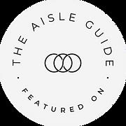 TheAisleGuide-FeaturedOn-Badge-Grey.png