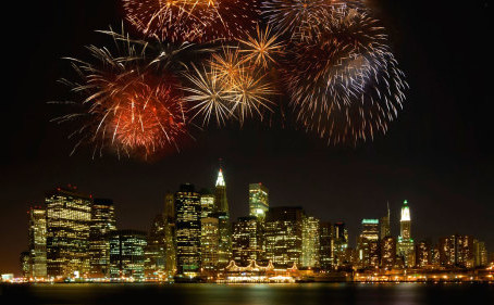 Where to Ring in the New Year in NYC