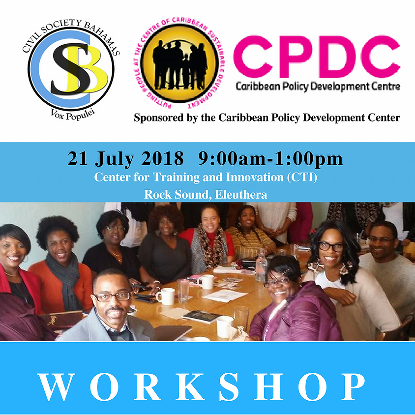 Workshop on CSO Bill and Strengthening Civil Society
