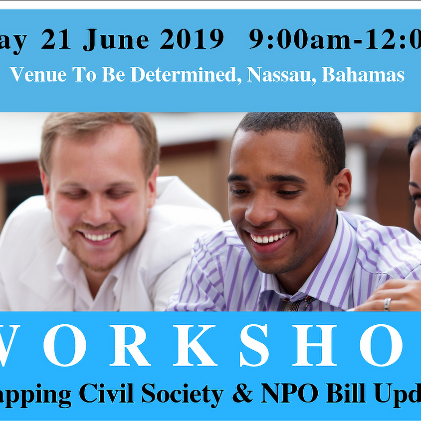 Workshop on Mapping Civil Society & NPO Bill Update