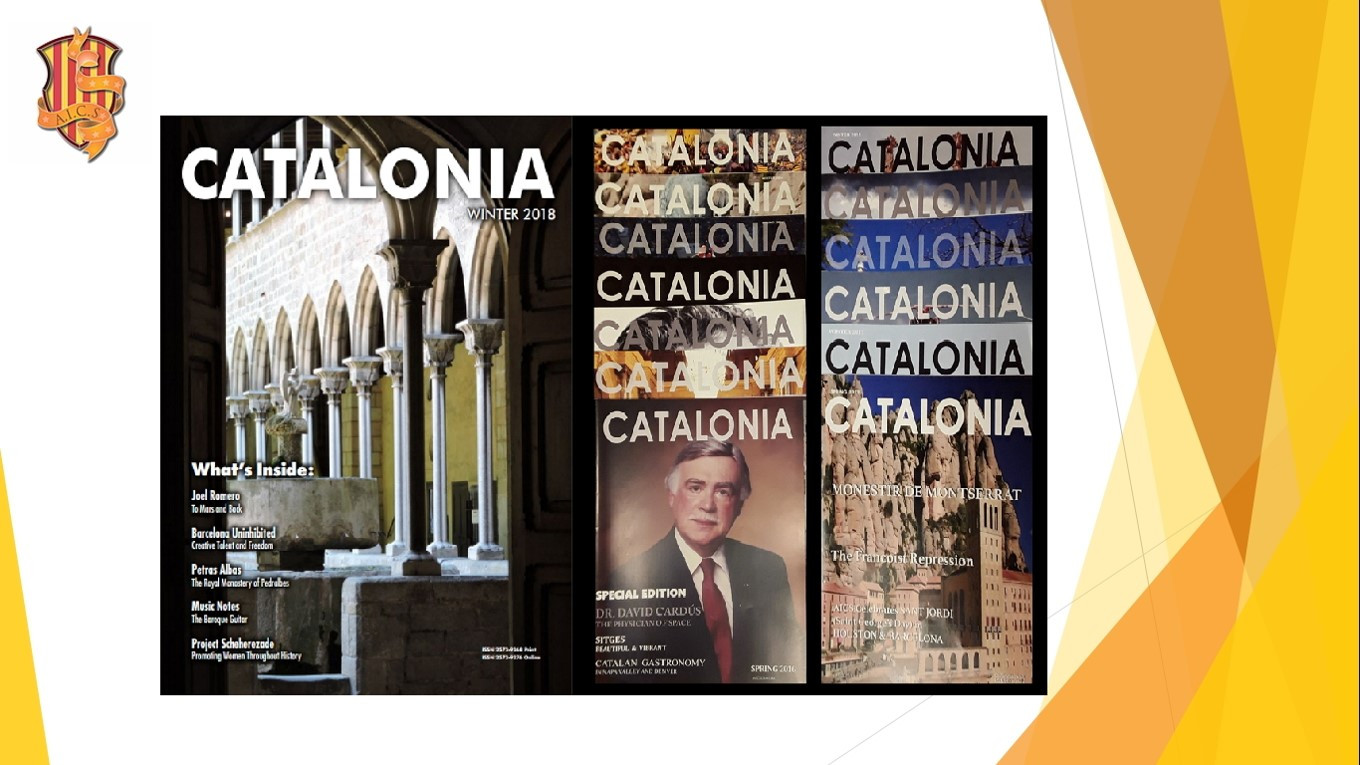 Past 6 years of Catalonia Magazine.jpg