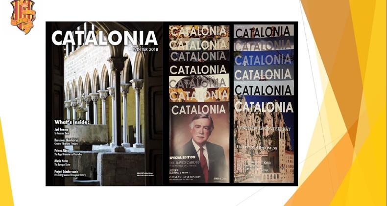 Past 6 years of Catalonia Magazine.jpg