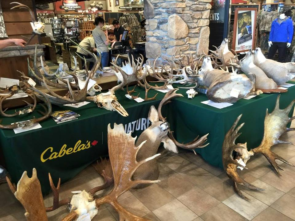 Cabela's Scoring Event - April 2015