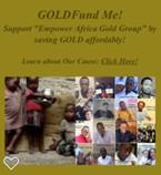 Empower Africa Gold Group - Karatbars past