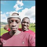 Shema Christian and Hakizimana Rwema