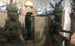 Bronze Kingdom African art museum in Orlando, Florida