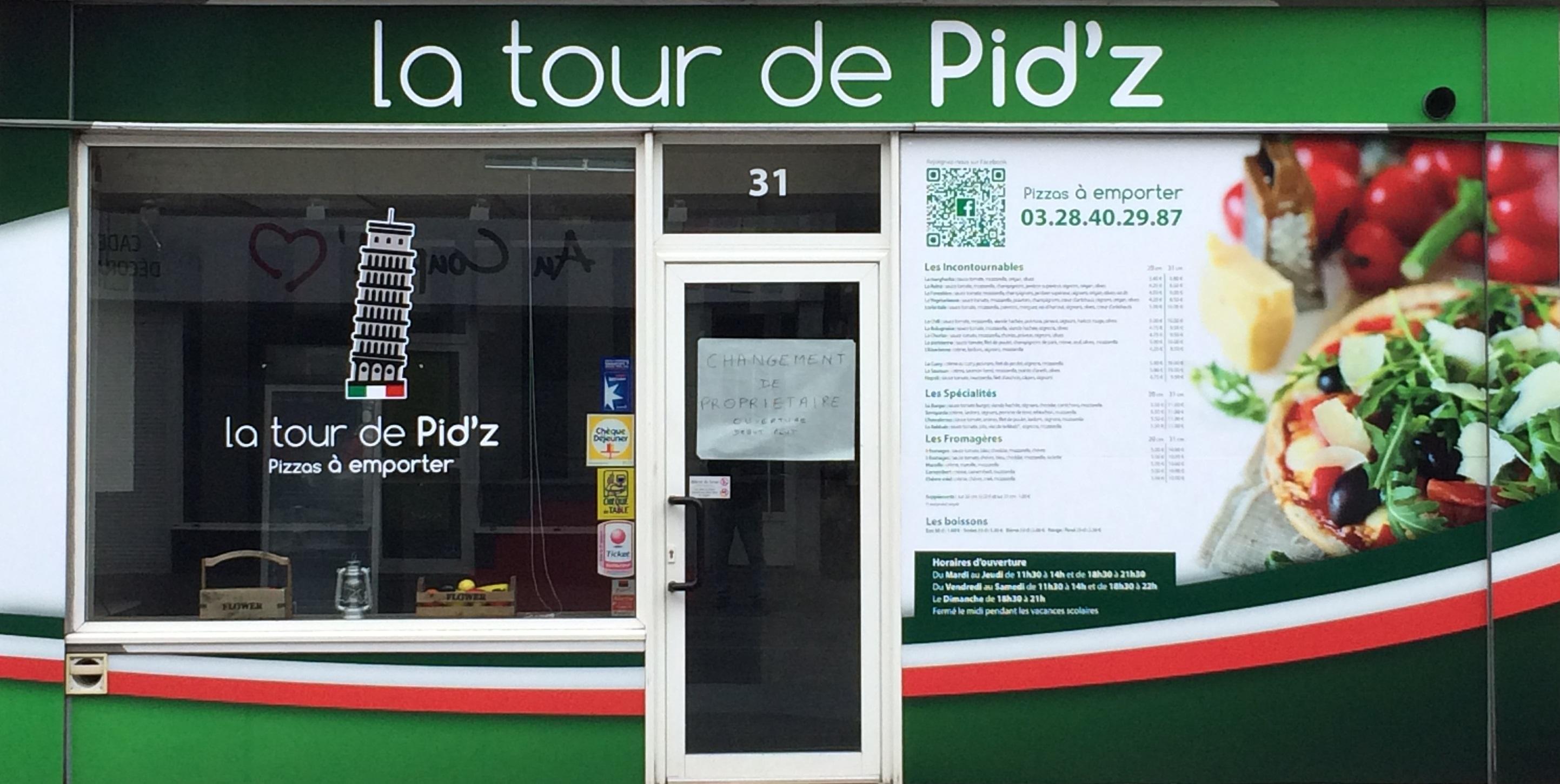 Pizzeria La TOUR DE PIDZ