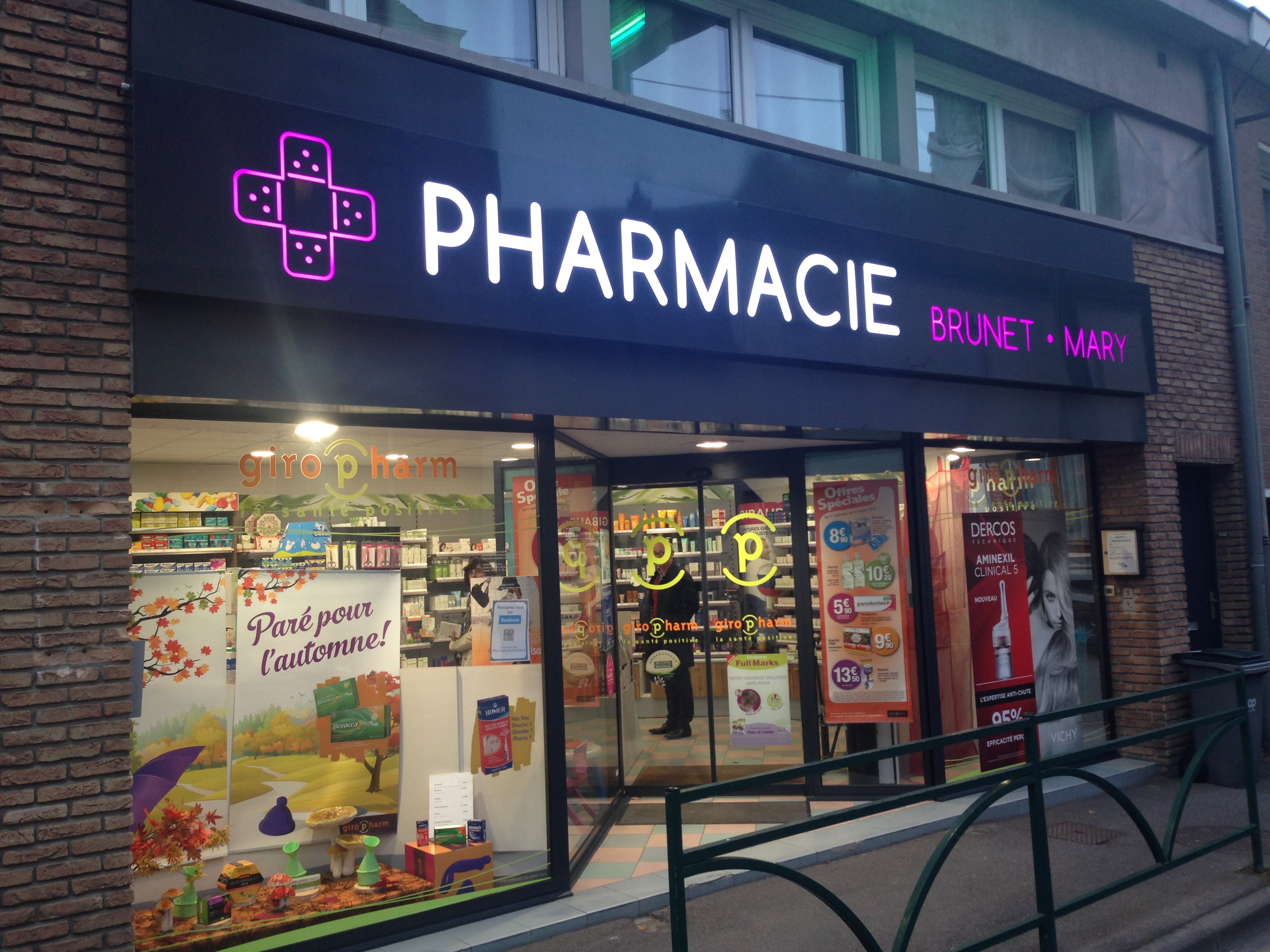 Pharmacie BRUNET MARY