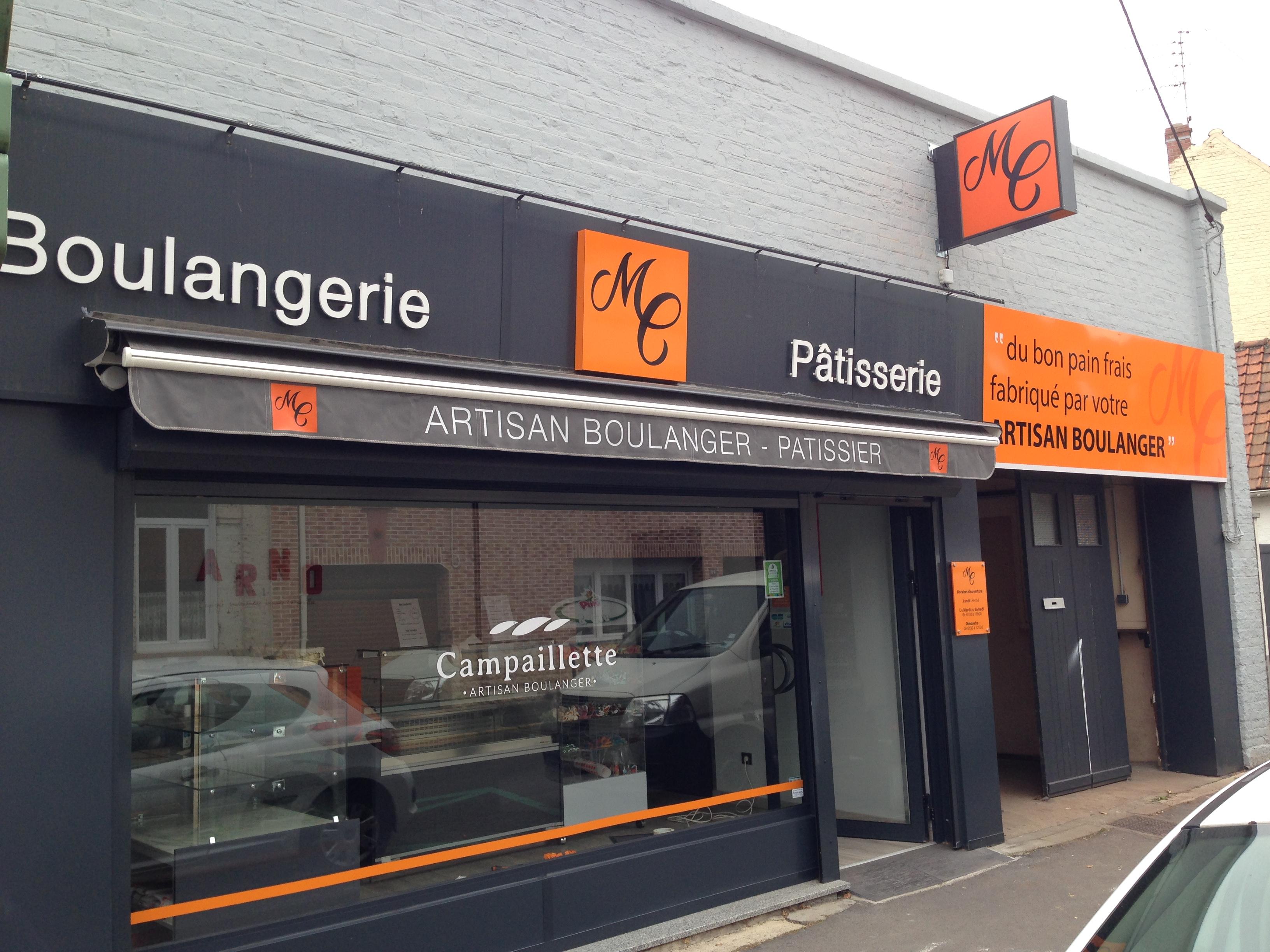 Boulangerie CAVAGNON