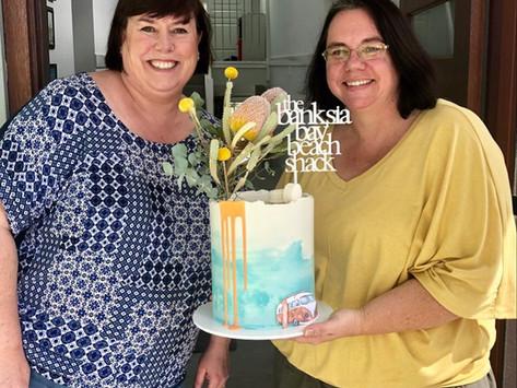 April 1st Author Stalker with Sandie Docker!