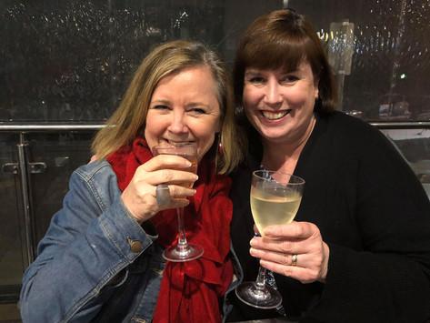 August Author Stalker with Dianne Blacklock!