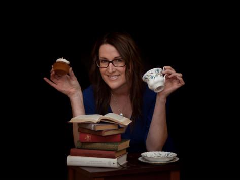 March 1st Author Stalker with Monique Mulligan!